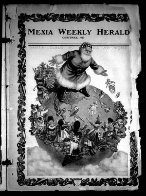 Primary view of object titled 'The Mexia Weekly Herald (Mexia, Tex.), Vol. 18, Ed. 1 Thursday, December 20, 1917'.