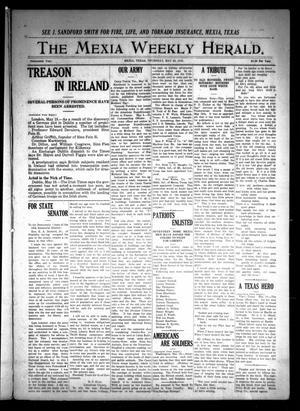 The Mexia Weekly Herald (Mexia, Tex.), Vol. 19, Ed. 1 Thursday, May 23, 1918