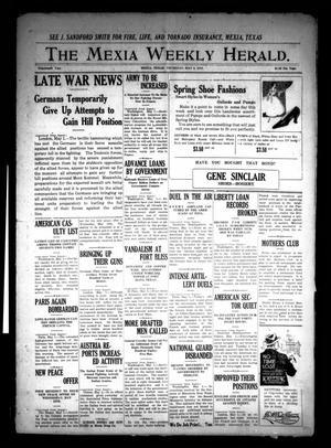The Mexia Weekly Herald (Mexia, Tex.), Vol. 19, Ed. 1 Thursday, May 2, 1918