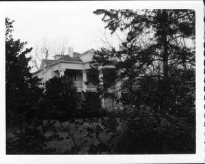 [Residence of John M. Moore, Jr. in Richmond]