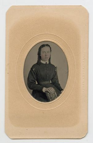 Primary view of object titled '[Portrait of Woman]'.