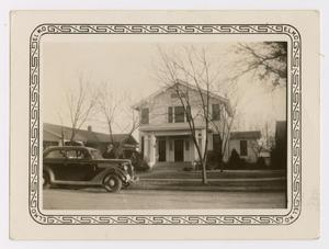Primary view of object titled '[The Beck Family Home]'.