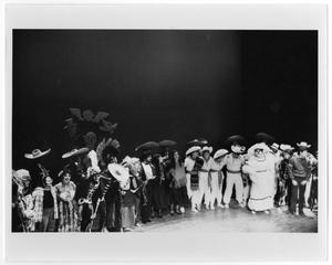 Primary view of object titled '[Show at Paramount Theater]'.