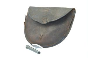 Primary view of object titled 'Shot pouch'.