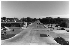 Primary view of object titled 'Polk Street, 1988, Richardson, Texas'.