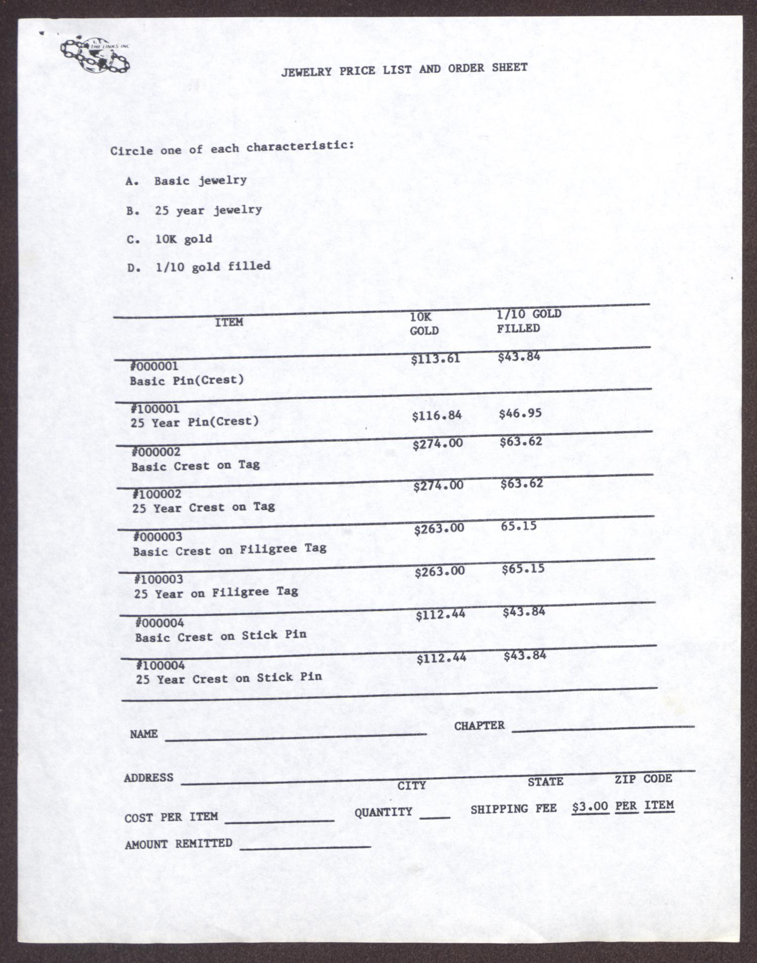 [Agenda for the San Antonio Chapter of the Links, Inc. Meeting - September 17, 1986]                                                                                                      [Sequence #]: 3 of 4
