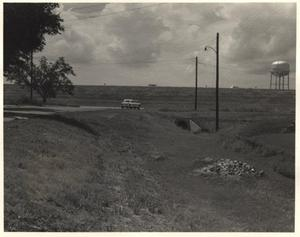 Primary view of object titled 'Polk Street at North Central Expressway, Richardson, Texas'.