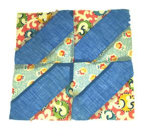 Primary view of object titled '[Blue Quilt Block]'.