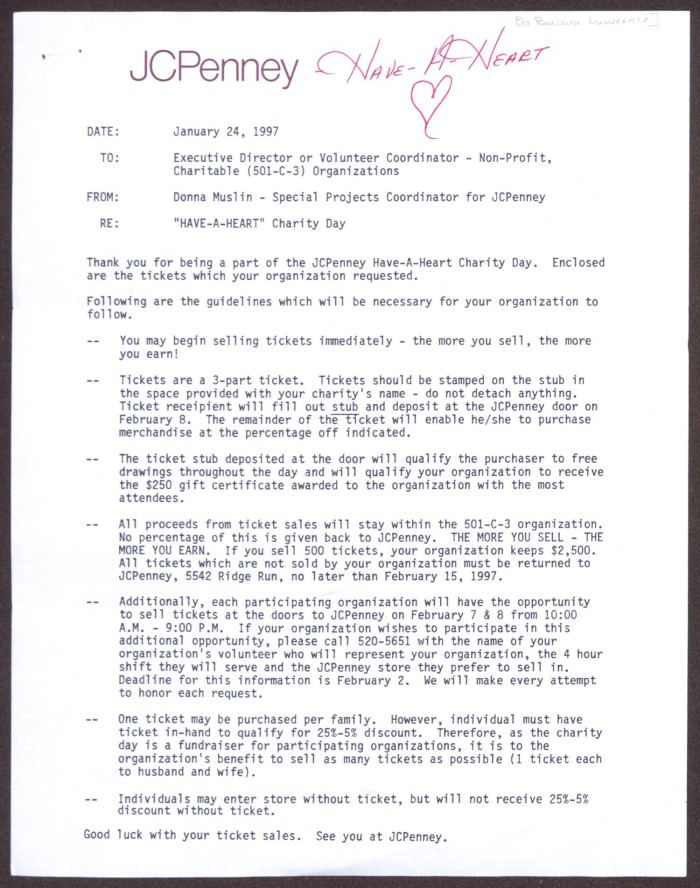 Memorandum from donna muslin to executive director or volutneer primary view of object titled memorandum from donna muslin to executive director or volutneer publicscrutiny Choice Image