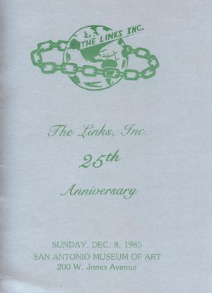[The Links, Inc. 25th Anniversary]