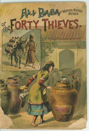 Primary view of object titled 'Ali-Baba or the Forty Thieves'.