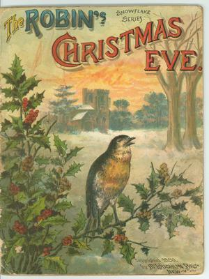 Primary view of object titled 'The Robin's Christmas Eve'.