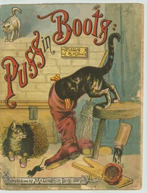 Primary view of object titled 'Puss in Boots'.