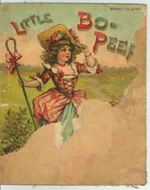 Primary view of object titled 'Little Bo-Peep'.