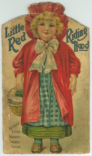 Primary view of object titled 'Little Red Riding Hood'.