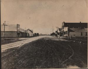 Primary view of object titled 'Main Street, Richardson, Texas'.
