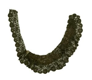 Primary view of object titled 'Lace collar'.