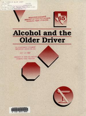 Alcohol and the Older Driver