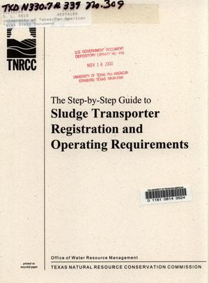 The Step-by-Step Guide to Sludge Transporter Registration and Operating Requirements