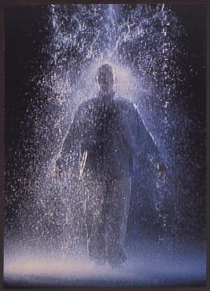 "Bill Viola: ""The Crossing"""