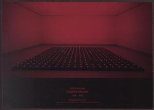 Primary view of object titled 'Tatsuo Miyajima: Counter Ground, 1998-2000'.