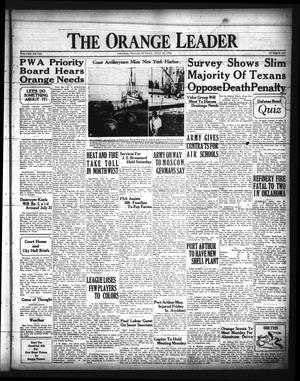 Primary view of object titled 'The Orange Leader (Orange, Tex.), Vol. 28, No. 168, Ed. 1 Sunday, July 20, 1941'.