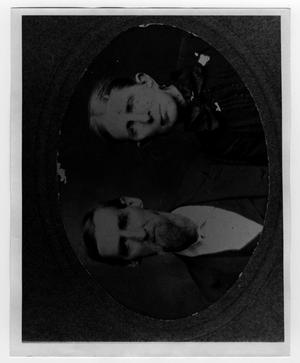 Primary view of object titled 'Matt Turner and wife, Richardson, Texas'.