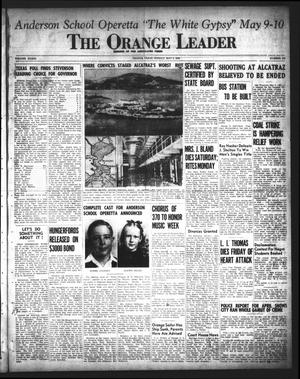 Primary view of object titled 'The Orange Leader (Orange, Tex.), Vol. 33, No. 105, Ed. 1 Sunday, May 5, 1946'.