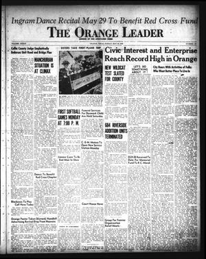 Primary view of object titled 'The Orange Leader (Orange, Tex.), Vol. 33, No. 123, Ed. 1 Sunday, May 26, 1946'.