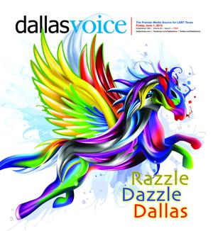 Primary view of object titled 'Dallas Voice (Dallas, Tex.), Vol. 29, No. 3, Ed. 1 Friday, June 1, 2012'.