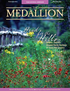 The Medallion, Volume 47, Number 3-4, March/April 2010