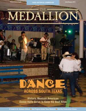 The Medallion, Volume 47, Number 7-8, July-August 2010