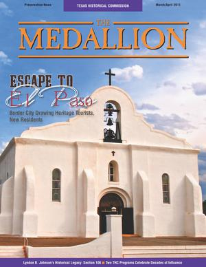 The Medallion, Volume 48, Number 3-4, March/April 2011