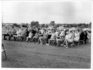 [Photograph of College Station City Hall Groundbreaking Ceremony 2]