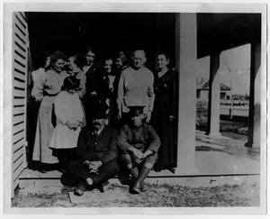 Harris, Thomas Newton, Family, Richardson, Texas