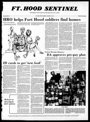 The Fort Hood Sentinel (Temple, Tex.), Vol. 38, No. 43, Ed. 1 Thursday, January 3, 1980