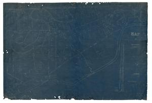 Primary view of object titled 'Map of John D. Rogers Farm'.
