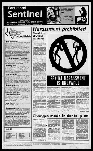 The Fort Hood Sentinel (Temple, Tex.), Vol. 45, No. 52, Ed. 1 Thursday, May 28, 1987