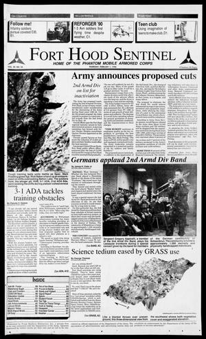 The Fort Hood Sentinel (Temple, Tex.), Vol. 49, No. 34, Ed. 1 Thursday, February 1, 1990