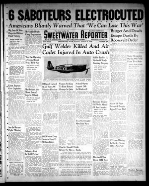 Sweetwater Reporter (Sweetwater, Tex.), Vol. 45, No. 313, Ed. 1 Sunday, August 9, 1942