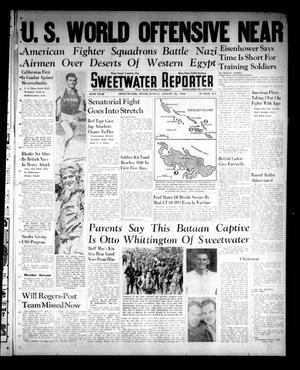 Sweetwater Reporter (Sweetwater, Tex.), Vol. 45, No. 214, Ed. 1 Sunday, August 16, 1942