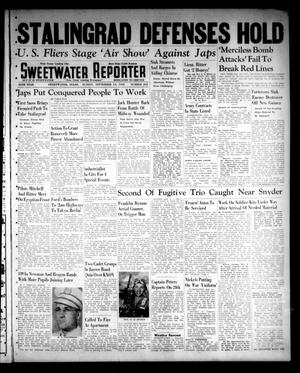 Sweetwater Reporter (Sweetwater, Tex.), Vol. 45, No. 235, Ed. 1 Sunday, September 13, 1942