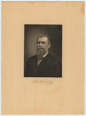 Primary view of object titled '[Photograph of D. C. Giddings]'.