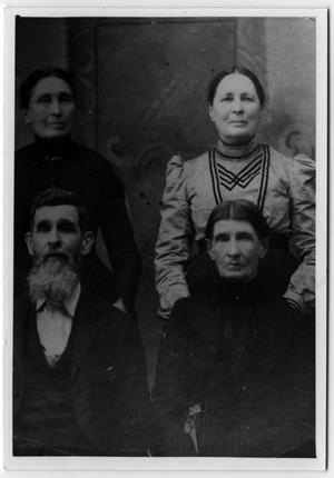 Primary view of object titled 'Children of Robert Fleming Campbell and Nancy Jane David Campbell, Richardson, Texas'.