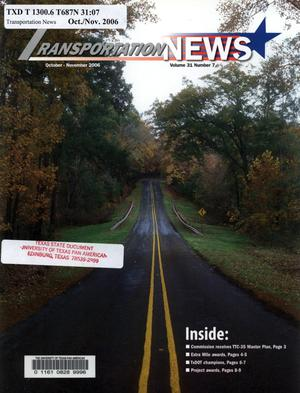 Transportation News, Volume 31, Number 7, October - November 2006