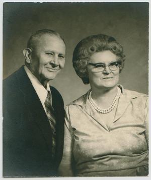 [Portrait of John Agrippa and Selma Cleo Tarver]