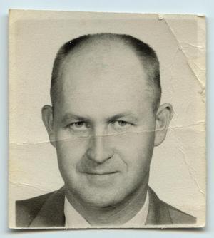 [Portrait of Dr. Wendell Lee Tarver]