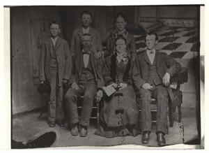 Primary view of object titled 'John W. Chick Family, Richardson, Texas'.