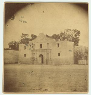 Primary view of object titled 'The Alamo'.