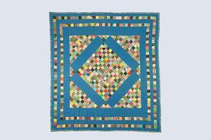 Primary view of object titled 'Quilt'.